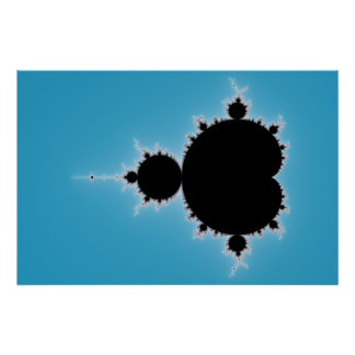 Mandelbrot Set 05 - Fractal Poster