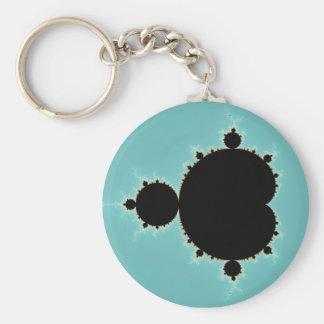 Mandelbrot Set 06 - Fractal Keychain