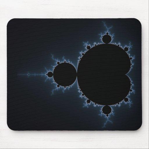Mandelbrot Set 07 - Fractal Mouse Pad
