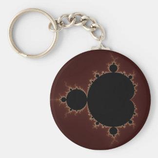 Mandelbrot Set 08 - Fractal Keychain