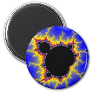 Mandelbrot Set Fractal Magnet