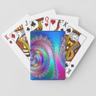 Mandelbrot Set Playing Cards