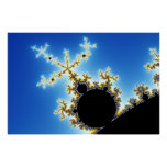 Mandelbrot Zoom A01 Posters