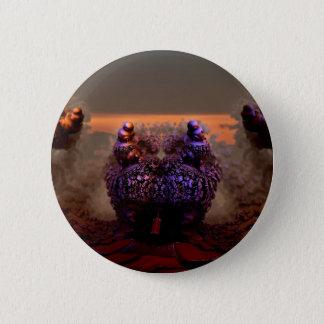 Mandelbulb-11 Pinback Button