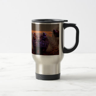 Mandelbulb-11 Travel Mug