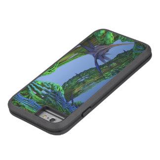 MANDELBULB 3D ABSTRACT TOUGH XTREME iPhone 6 CASE