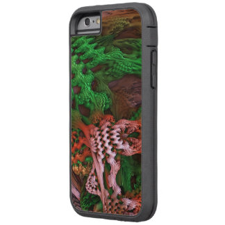 MANDELBULB 3D UNDER SKULL TOUGH XTREME iPhone 6 CASE