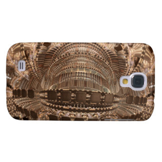 Mandelbulb Fractal Galaxy S4 Covers
