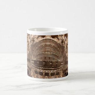 Mandelbulb Fractal Coffee Mug
