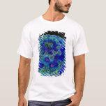 Mandelbulb fractal. Computer-generated image of T-Shirt