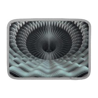 Mandelbulb Fractal MacBook Air Sleeves