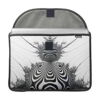 Mandelbulb Fractal MacBook Pro Sleeves