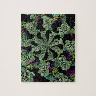 Mandelbulb Fractel 2 Jigsaw Puzzle