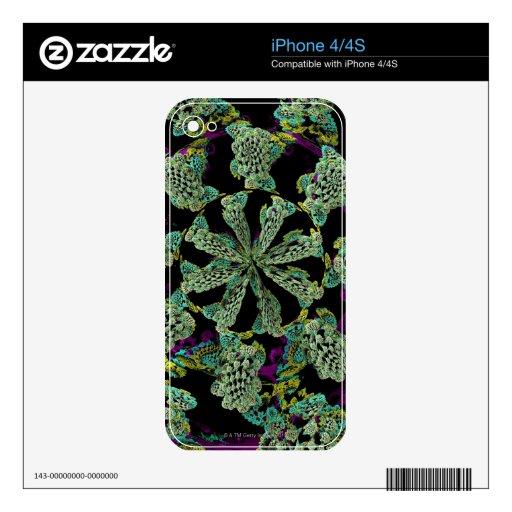 Mandelbulb Fractel 2 Skins For The iPhone 4S