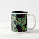 Mandelbulb Fractel 2 Two-Tone Coffee Mug