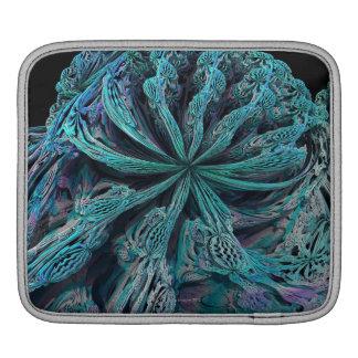 Mandelbulb Fractel 3 iPad Sleeve
