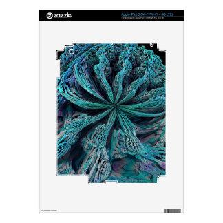 Mandelbulb Fractel 3 iPad 3 Skin