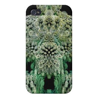 Mandelbulb Fractel 4 iPhone 4 Case