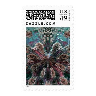 Mandelbulb Fractel Stamps