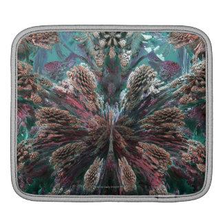 Mandelbulb Fractel Sleeve For iPads