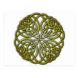 Mandella green post cards