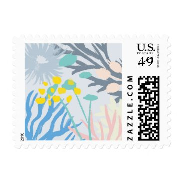 Beach Themed Manderley Light Standard Stamp