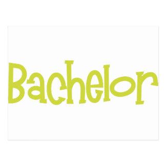Mandi-Bachelor-Ylw Postcard