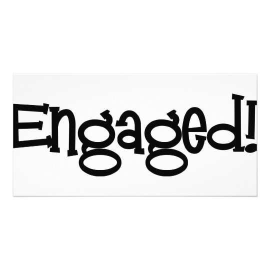 Mandi-Engaged-Blk Card