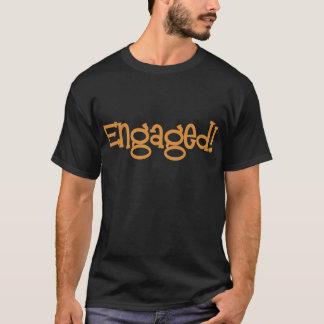 Mandi-Engaged-Orng T-Shirt