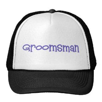 Mandi-Groomsman-Ind Trucker Hat