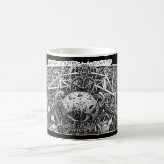 Mandible Death Operator, by Brian Benson, mug