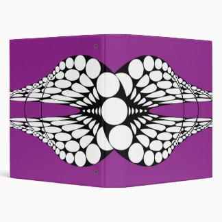 Mandible (Purple) Binder