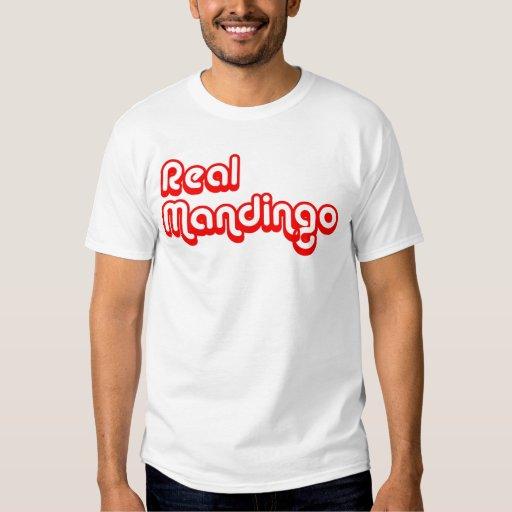 Mandingo real poleras