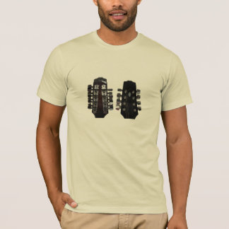Mando Headstock Front Back Shirt