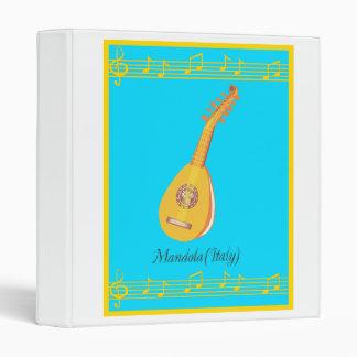 mandola binder