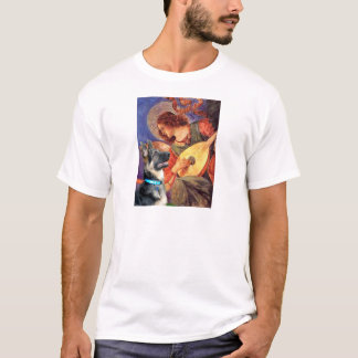 Mandolin Angel - German Shepherd 15 T-Shirt