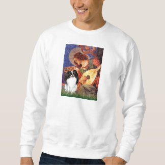 Mandolin Angel - Japanese Chin 3 Sweatshirt