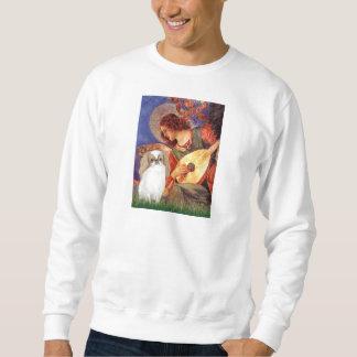 Mandolin Angel - Japanese Chin (L1) Sweatshirt