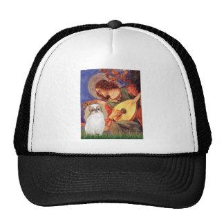 Mandolin Angel - Japanese Chin (L1) Trucker Hat