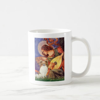 Mandolin Angel - Papillon 4 Coffee Mugs