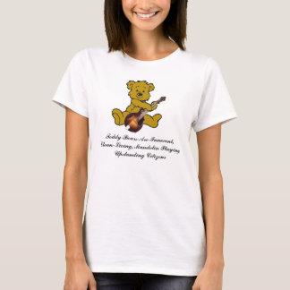 MANDOLIN BEAR-T-SHIRT T-Shirt