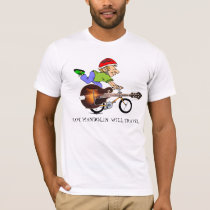 MANDOLIN BIKE-T-SHIRT T-Shirt