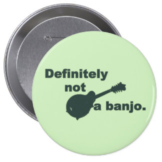 Mandolin -- Definitely Not A Banjo Button