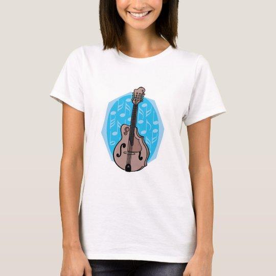 mandolin design T-Shirt
