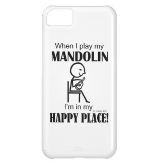 Mandolin Happy Place iPhone 5C Case