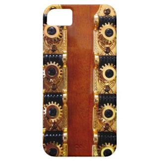Mandolin Headstock iPhone SE/5/5s Case