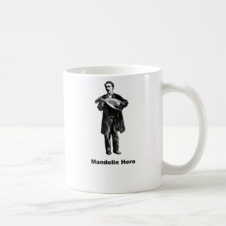 Mandolin Hero Coffee Mugs