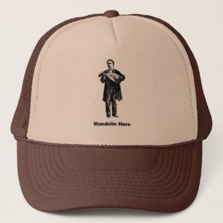 Mandolin Hero Trucker Hat