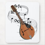 Mandolin Mouse Pad