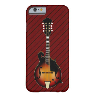 Mandolin Mustard Barely There iPhone 6 Case